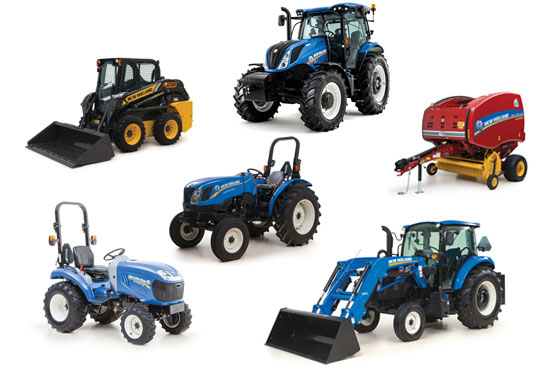 New Holland and McDowell Implement